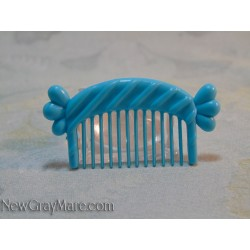 Candy Comb- Blue
