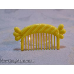 Candy Comb- Yellow