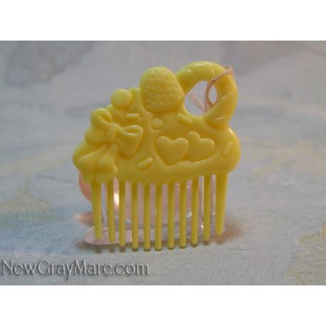 Cupcake Comb