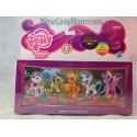 Rainbow Pony Favorite Set